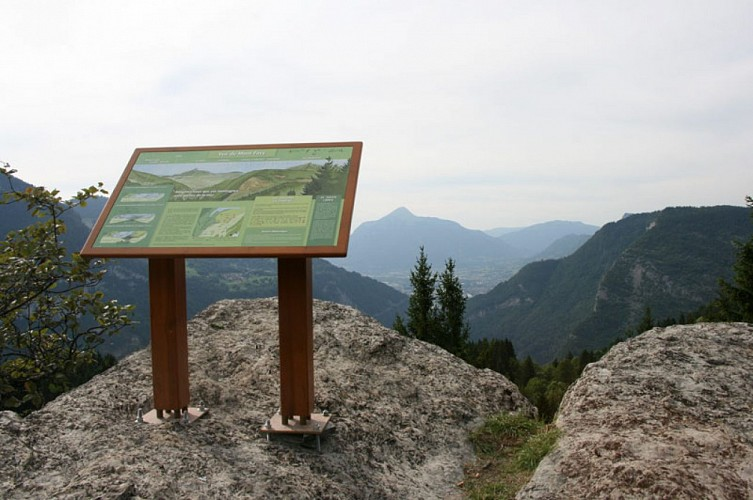 Mont Favy view