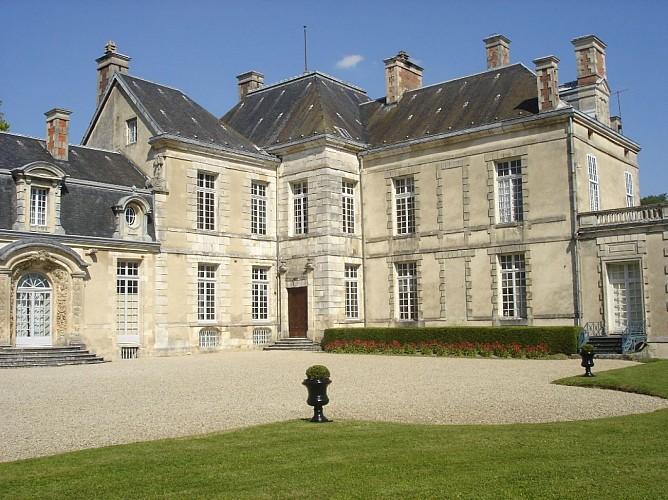Château de Cirey-sur-Blaise - Refuge de Voltaire