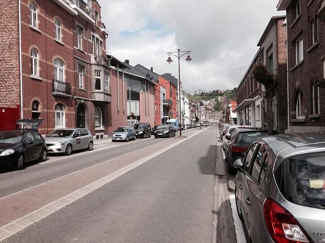 Avenue Albert 1er