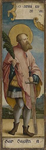 La légende de Saint Gangolph