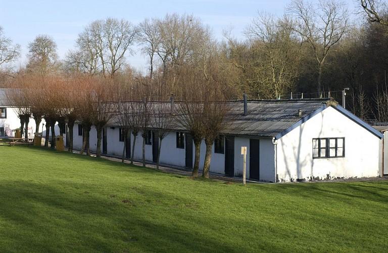 Centre d'Interprétation de l'Immigration en Région du Centre / Cantine des Italiens