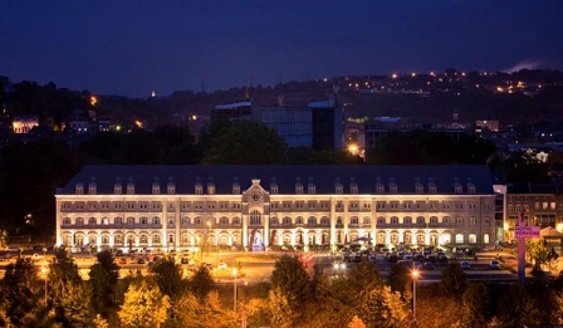 Hôtel Verviers **** (ancienne douane)