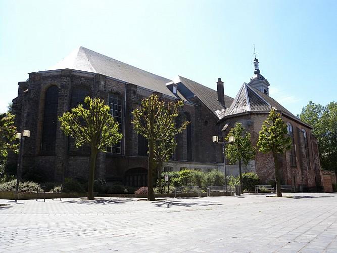 Eglise de Messines