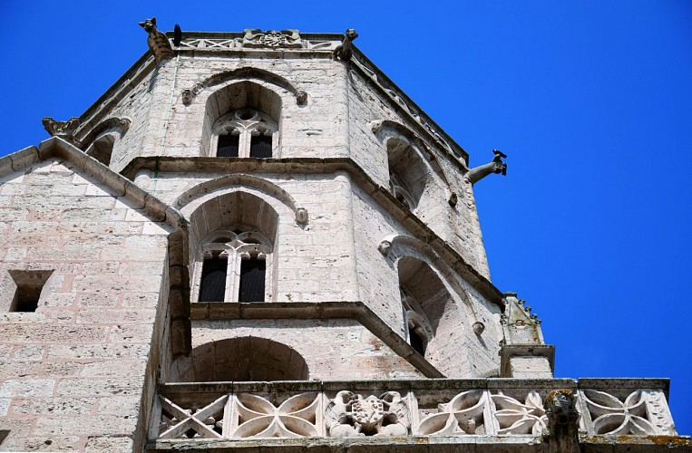 Eglise et retable