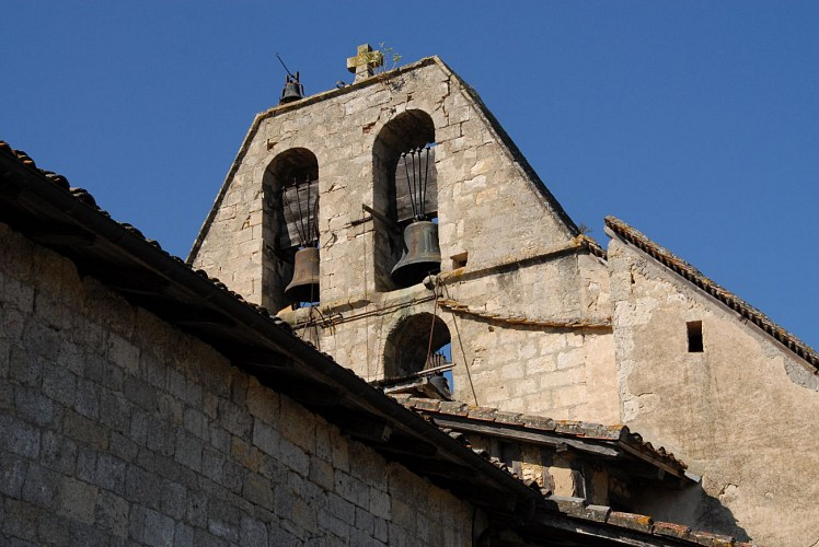 L'église de Lachapelle