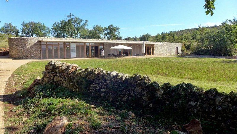 Maison du Grand Site Cirque de Navacelles
