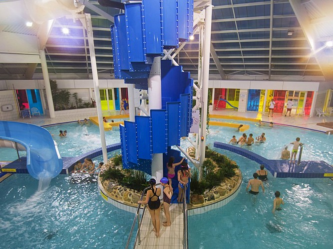 Le Nautile Aquatics Centre