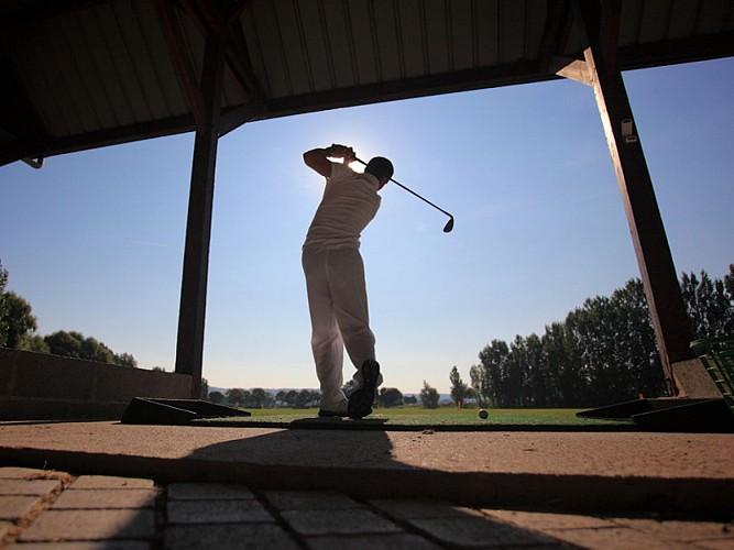 Cabourg public golf course