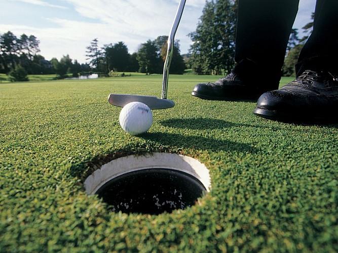 Blue Green Houlgate Golf Club