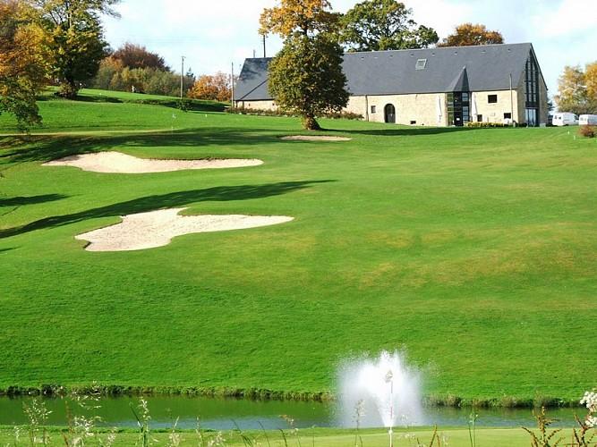 Vire La Dathée Golf Club