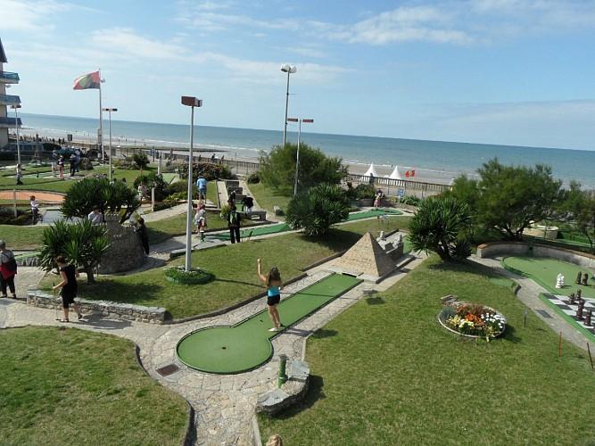 Cabourg mini golf