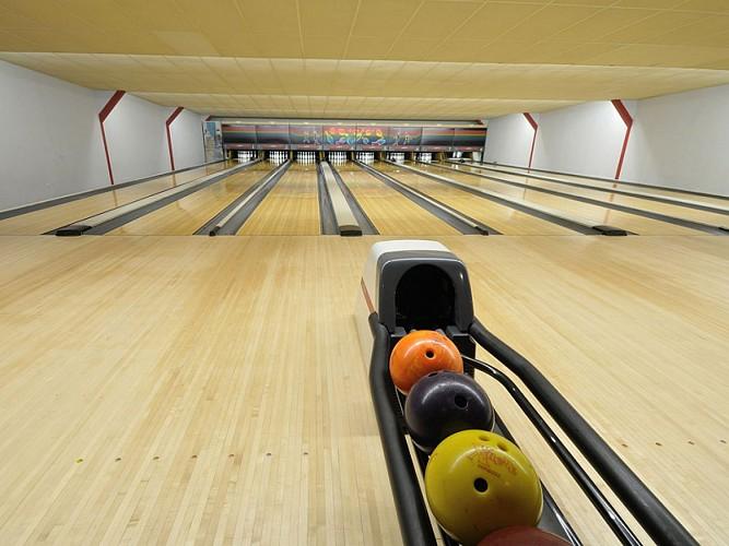 Lisieux Bowling ten-pin bowling