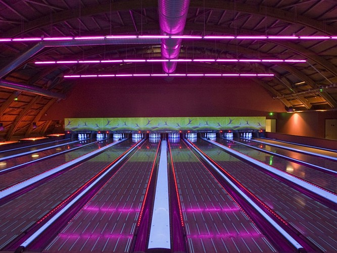 Deauville Bowling Alley