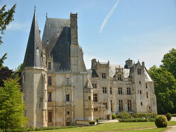 Château de Fontaine Henry