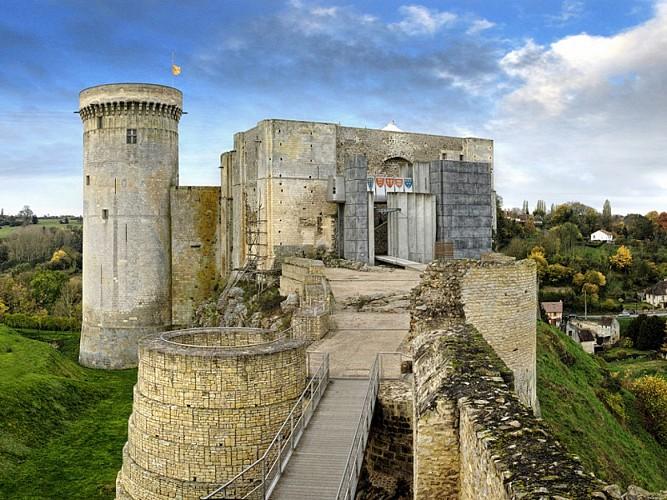 William the Conqueror's medieval Castle