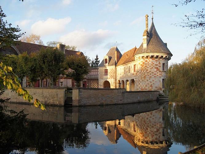 Saint Germain de Livet Château-Museum