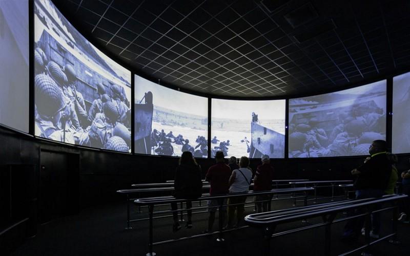 Arromanches 360 – Circular Cinema