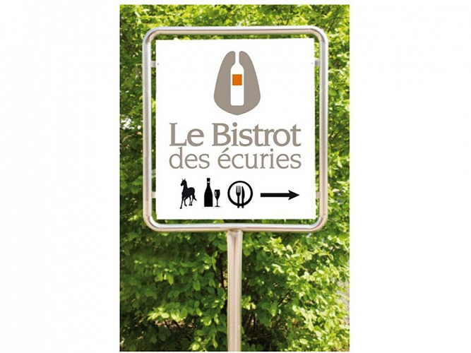 Le Bistrot of the Ecuries