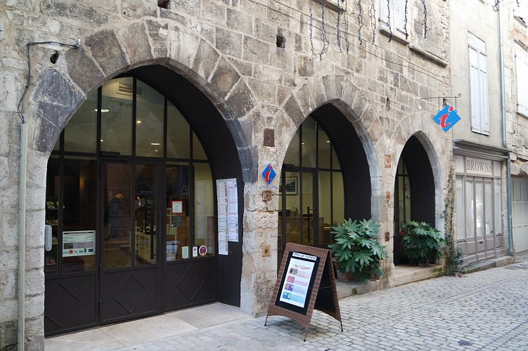 Office de tourisme de Saint-Antonin-Noble-Val