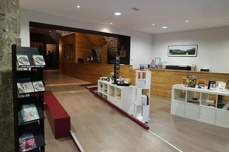 Office de tourisme de Saint-Antonin-Noble-Val