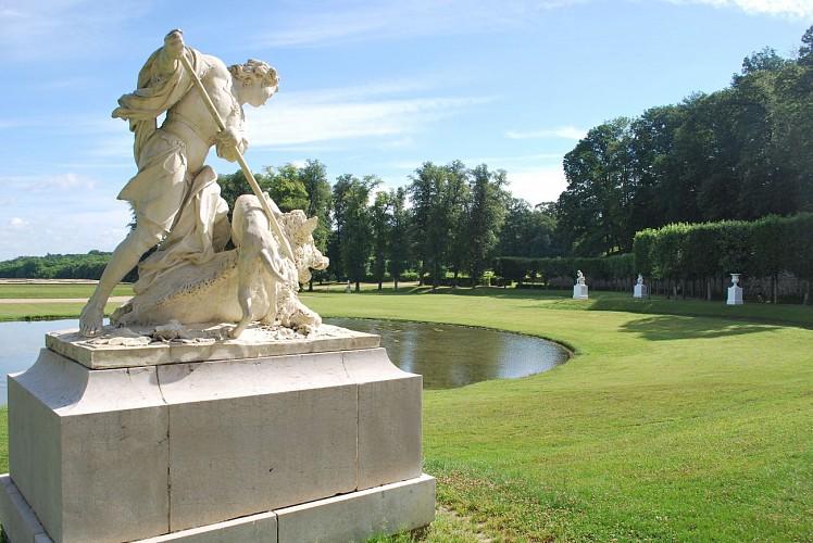 Parcs et jardin le parc de marly marly le roi - Piscine de marly le roi ...