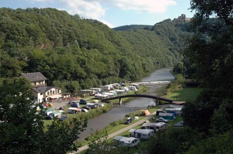 Bourscheid-Moulin (campings et hôtels)