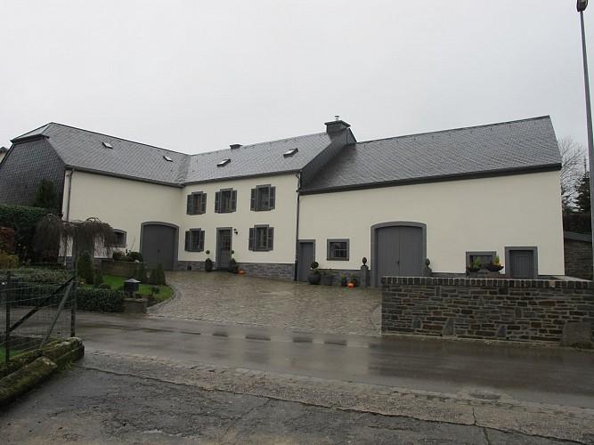 Hoscheid, un village des hauts plateaux ardennais