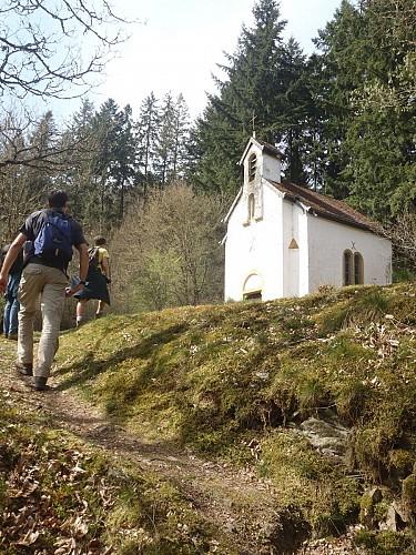 Schlënner : chapelle St. Michel