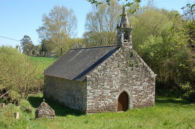 Brandivy, Chapelle St Laurent- XVIème siècle