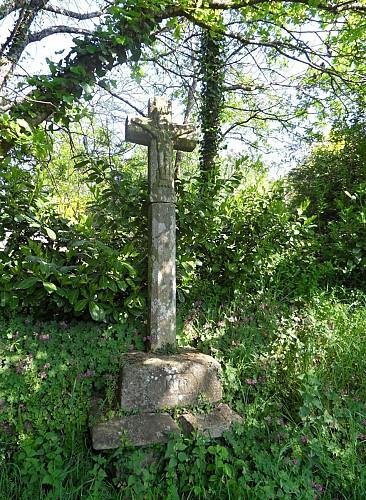 Brandivy, Croix du chemin de la Grotte