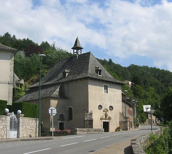 Chapelle du Pontet