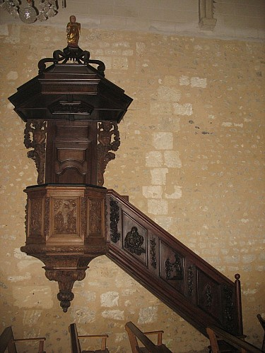 Eglise de Fronsac