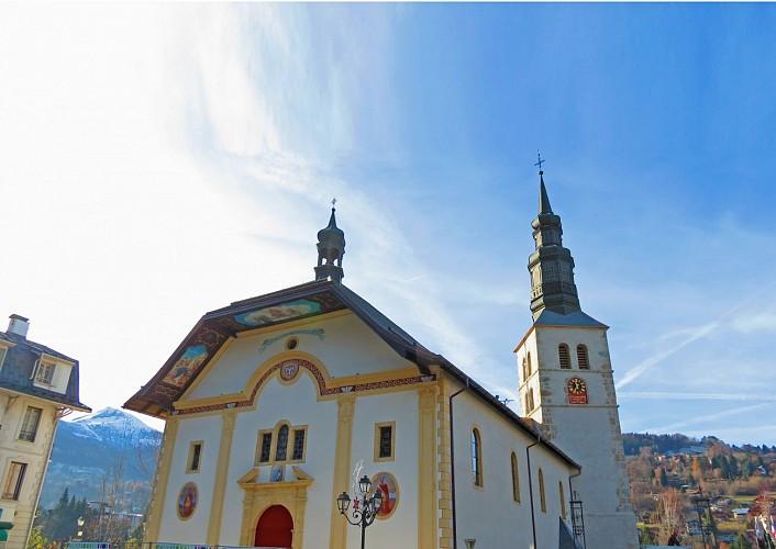 Eglise de Saint-Gervais