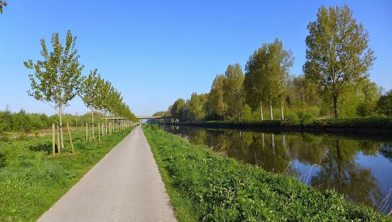 Sur la route vers Saint-Valery-sur-Somme