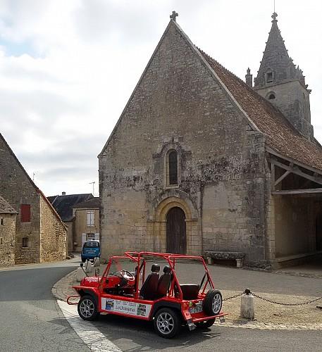 L'Eglise Notre–Dame-de-l'Incarnation - Antigny