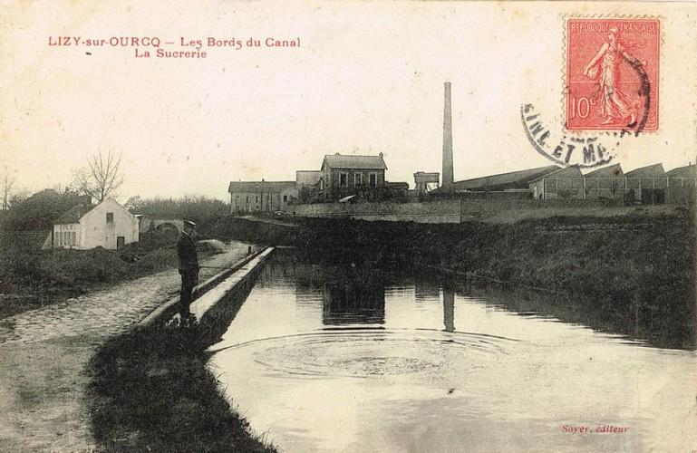 Ancienne sucrerie de Lizy-sur-Ourcq
