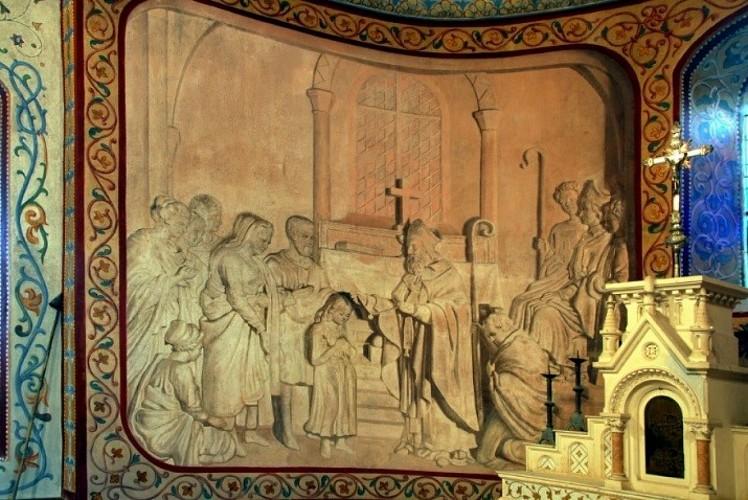 L'Eglise de Saint-Germain d'Auxerre