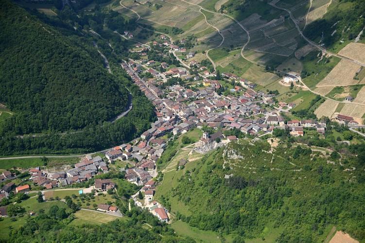 Cerdon, village viticole