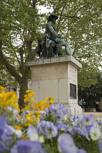 Boissy d'Anglas statue
