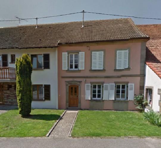 Maison de Sébastien de Fouquerolles