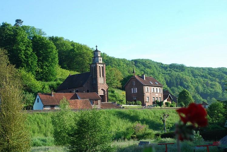 Eglise Saint-Gall