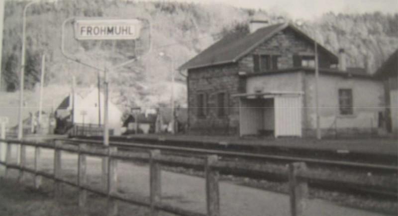 L'arrivée du chemin de fer - Histoire de l'école