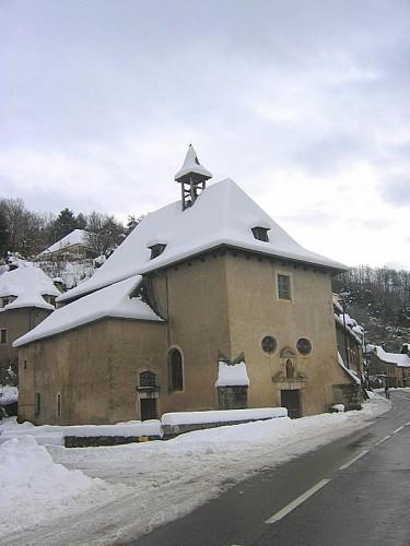 La Chapelle du Pontet