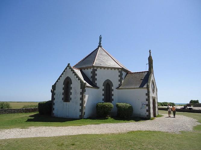 Chapelle de Penvins (Notre Dame de la Côte)