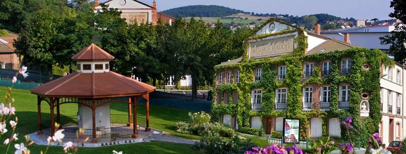 """Saint-Galmier, """"100 Plus Beaux Détours de France"""""""