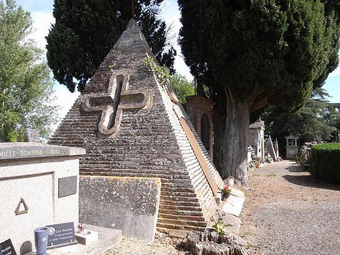 Stèles pyramidales