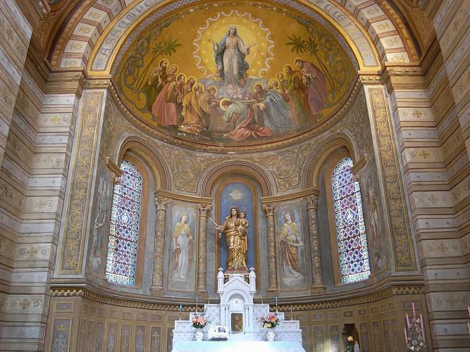 Chapelle Notre Dame de Lapeyrouse