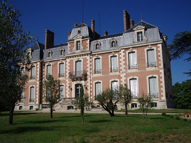 Château de La Baronnie (privé)