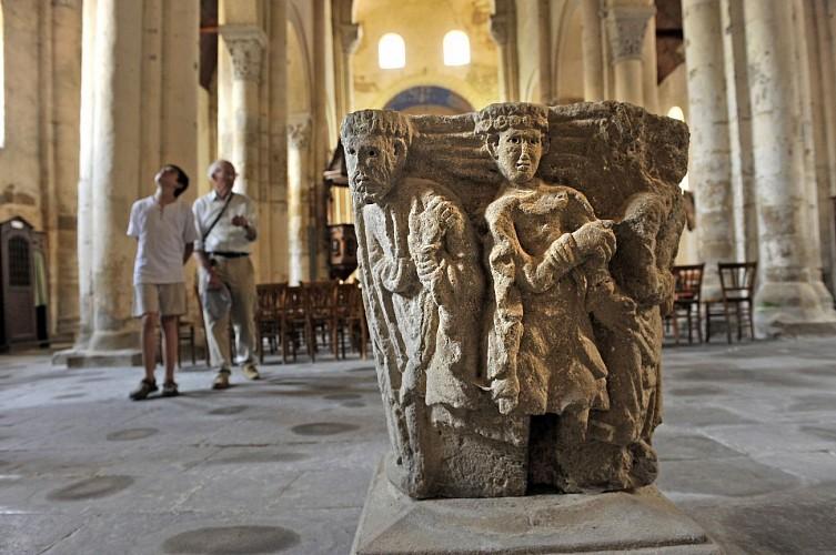 Abbaye de Menat