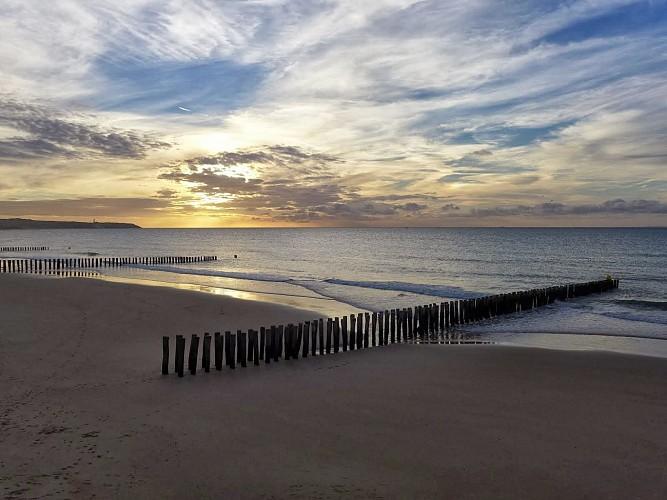 plage de Wissant